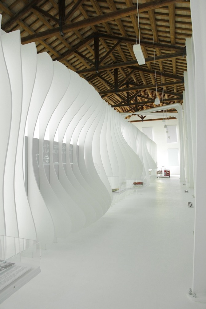 MEF 29 copyright Andrea Morgante Enzo Ferrari Museum by Shiro Studio on thisispaper.com